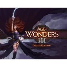 Age of Wonders III  Deluxe Edition (steam key) -- RU