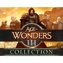 Age of Wonders III Collection (steam key) -- RU