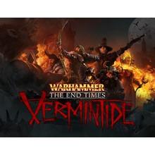 Warhammer End Times  Vermintide (steam key) -- RU