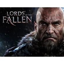 Lords Of The  Fallen (steam key) -- RU