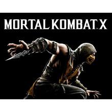 Mortal Kombat X (Steam key) -- RU