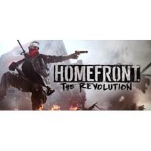 Homefront The Revolution Retail (steam key) -- RU