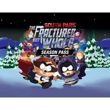 South Park Fractured But Whole Season Pass Uplay -- RU