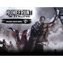 Homefront Revolution Freedom Fighter Steam -- RU