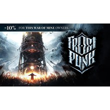 Frostpunk (Steam Gift / Russia only)