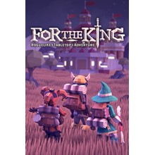 🔥 FOR THE KING 💳✅Region Free (steam) Wholesale