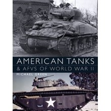 American tanks in the Second World War