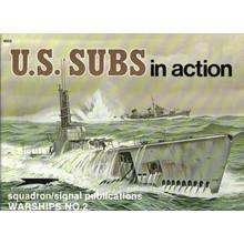 American submarines in battle