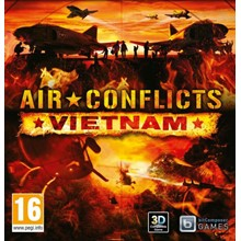 Air Conflicts Vietnam (Steam KEY) + GIFT
