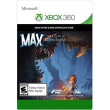 Code🗝️Key [Xbox 360] Max : The Curse of Brotherhood