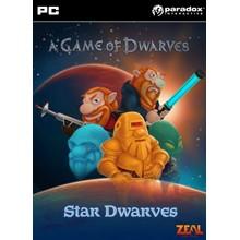 A Game of Dwarves: DLC Star Dwarves (Steam KEY)