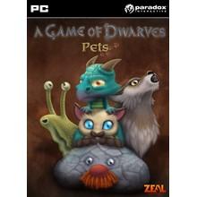 A Game of Dwarves: DLC Pets (Steam KEY) + GIFT