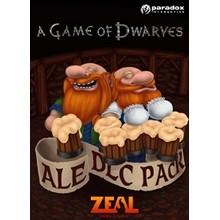 A Game of Dwarves: DLC Ale Pack (Steam KEY) + GIFT