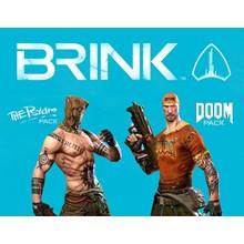 BRINK Doom Psycho Combo Pack (Steam) -- Region free
