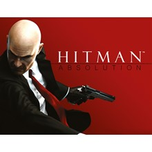 Hitman Absolution (Steam key) -- RU