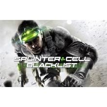 Tom Clancy´s Splinter Cell: Blacklist (Uplay/Global)