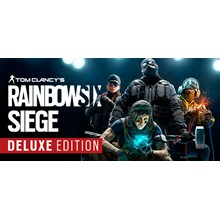 Tom Clancys Rainbow Six Siege - Deluxe Edition (UPLAY)