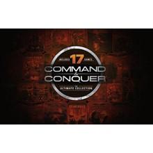 Command & Conquer The Ultimate Coll (Origin/Global)