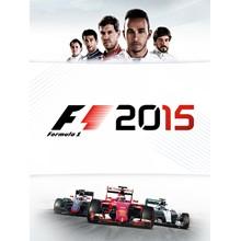 F1 2015 ✅(Steam Key/Region Free)+GIFT