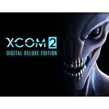 XCOM 2  Digital Deluxe Edition (steam key) -- RU