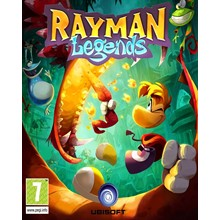 Rayman Legends (Warranty + Bonus ✅)