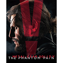 Metal Gear Solid V: The Phantom Pain (Steam) + GIFT