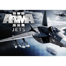 Arma 3: Jets DLC (Steam/ Region free)