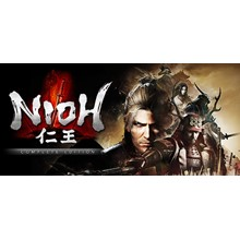 Nioh The Complete Edition | Epic games | Region Free