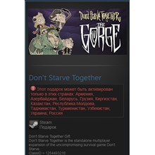 Dont Starve Together (Steam Gift RU/CIS)