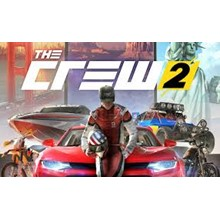 The Crew 2 ✅ (Uplay Key)+GIFT