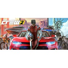 The Crew 2 - Deluxe Edition (UPLAY KEY / RU/CIS) 💳0%
