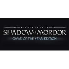 Middle-earth: Shadow of Mordor GOTY steam cd-key RU,CIS