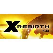 X Rebirth (Steam key) RU CIS