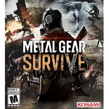 Metal Gear Survive (Steam KEY) + GIFT