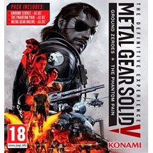 Metal Gear Solid V: The Definitive Experience (Steam)