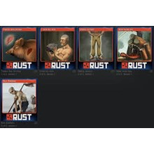 A set of cards Rust