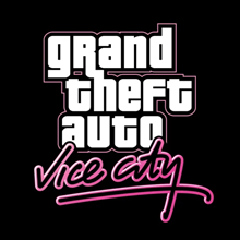 Grand Theft Auto: Vice City on ios, AppStore, iPhone
