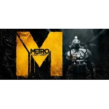 Metro: Last Light - Steam key RU+CIS💳0% fees Card