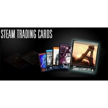 Trading cards Steam