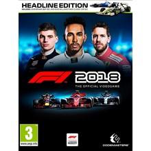 F1 2018 HEADLINE EDITION 🏁 | REG. FREE | MULTIL