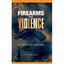 """Charles F. Wellford """"Firearms and Violence"""""""