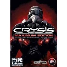 Crysis Maximum Edition (3in1) (Steam Gift Region Free)