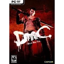 DmC: Devil May Cry (Steam Gift Region Free / ROW)