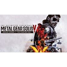 METAL GEAR SOLID V: The Definitive Experience  (RU,CIS)