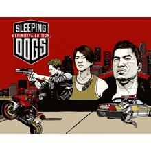 Sleeping Dogs Definitive Edition (steam key) -- RU