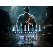 Murdered Soul Suspect (Steam key) -- RU CIS