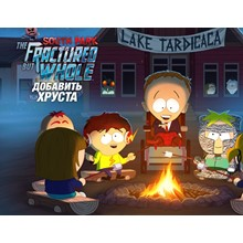 South Park TFbW  - Bring the Crunch (uplay key) -- RU