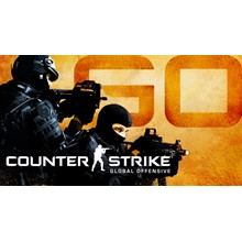 CS: GO [With VAC BAN!] From 200 game hours Steam acc