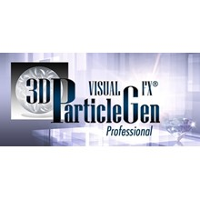 3D ParticleGen Visual FX (Steam | Region Free)