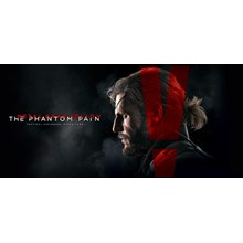 METAL GEAR SOLID V: THE PHANTOM PAIN (Steam | Region Free)